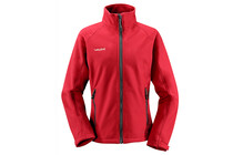 Vaude Women's Cyclone Jacket II red